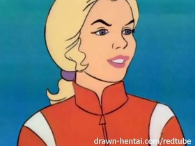 Sealab 2021 Anime - Doctor Quinn is in!