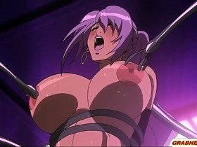 Caught busty anime ghetto hard drilled by..