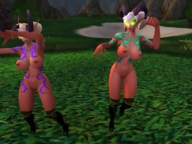 Warcraft Elf Fap Toys