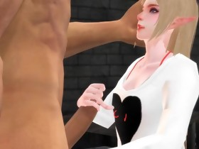 3d hentai elf girl