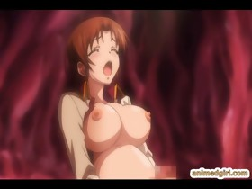 Princess hentai pregnant drilled all hole by..